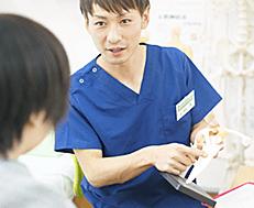 当院の問診についての写真