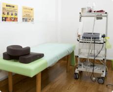 最新電圧治療器「ハイボルテージ」の写真