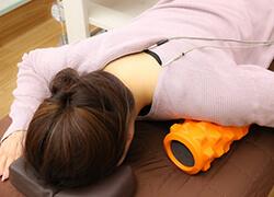 大分市のピュア整骨院のNI療法でリンパの流れを改善