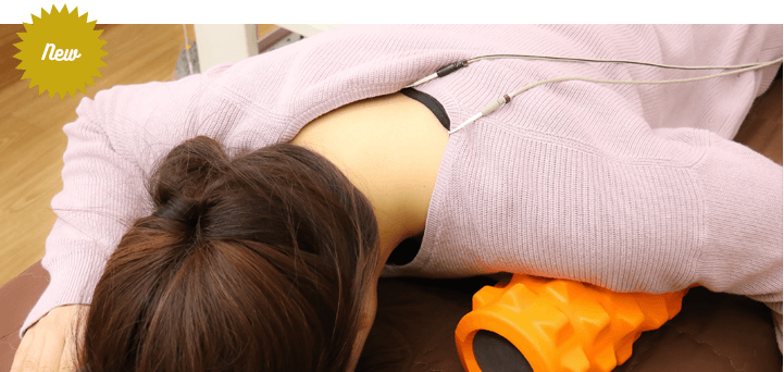 NI療法施術イメージ