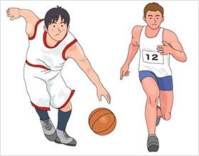 スポーツで記録を残したい方