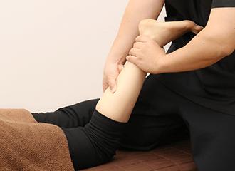 ピュア整骨院では、シンスプリント(成長痛)の早期改善ができます!