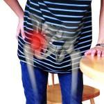 歩行時の股関節の痛みについて