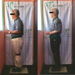 60代 男性 腰痛・膝の痛み・